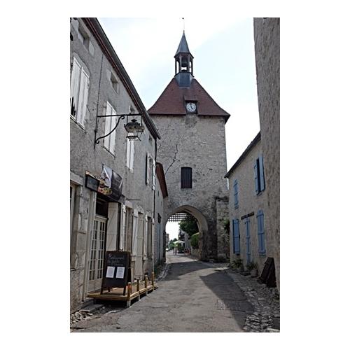 56 km : Balade à Charroux